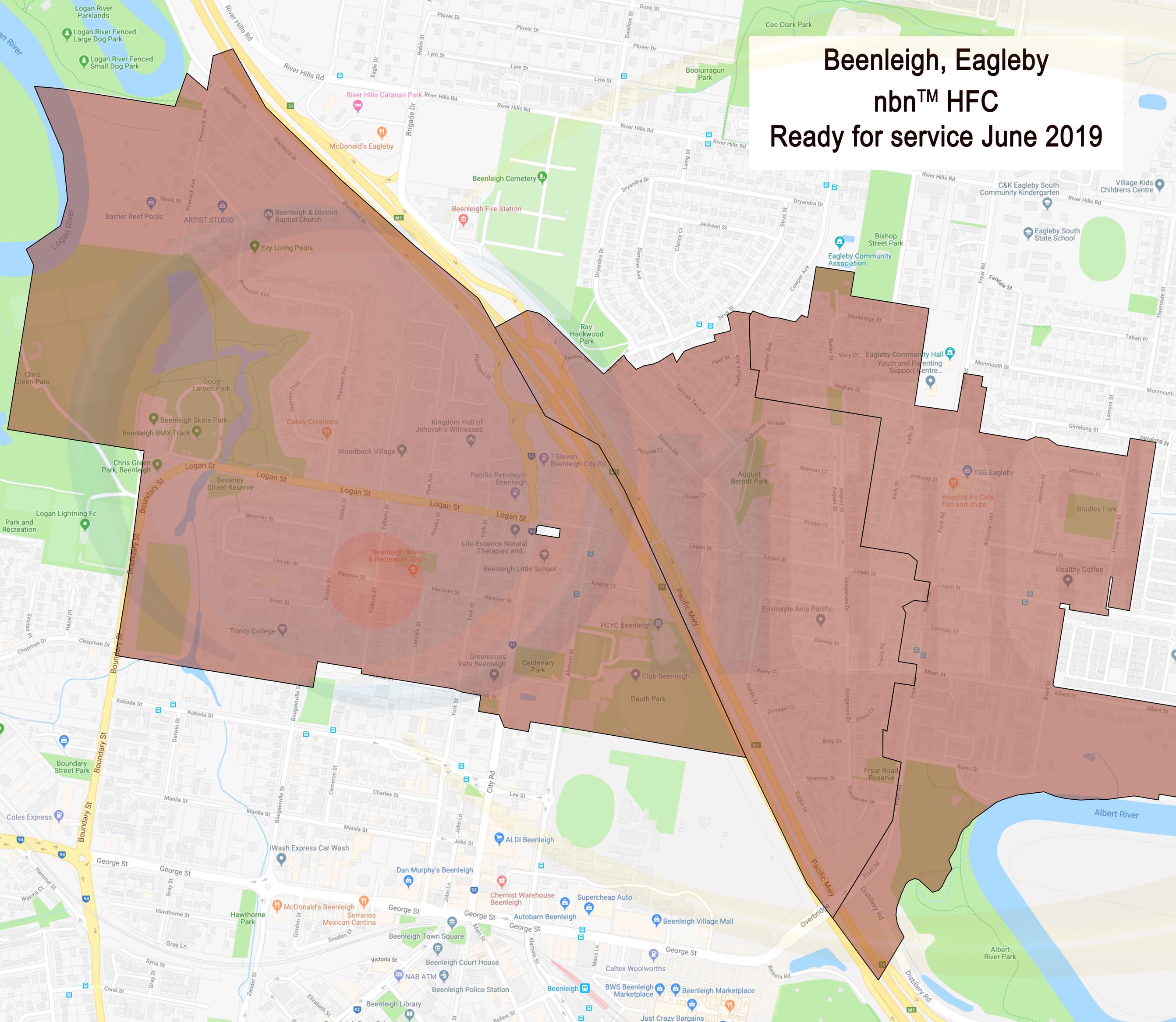 Gold Coast NBN Rollout News & Maps - OntheNet